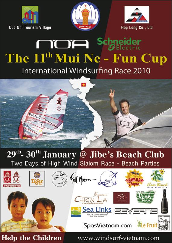 The Vietnam Funcup poster 2010 (Pic: windsurf-vietnam.com).