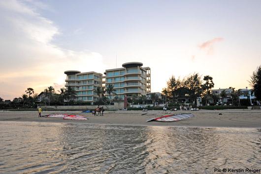 The Prak Nam Pran Beach (Pic: Kerstin Reiger).
