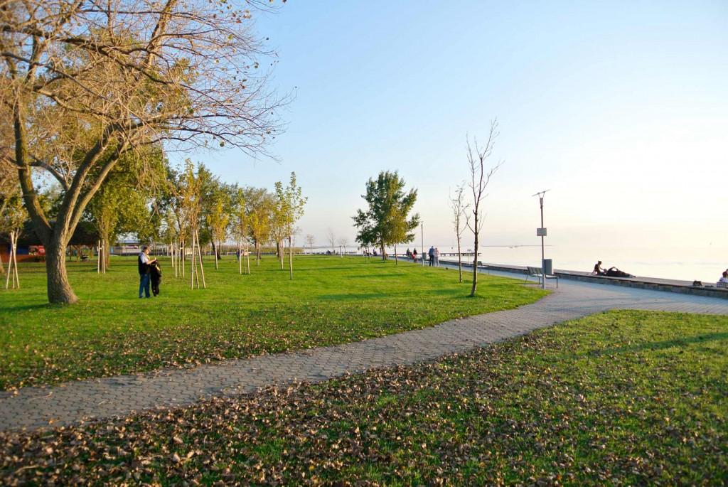 Beach park Weiden