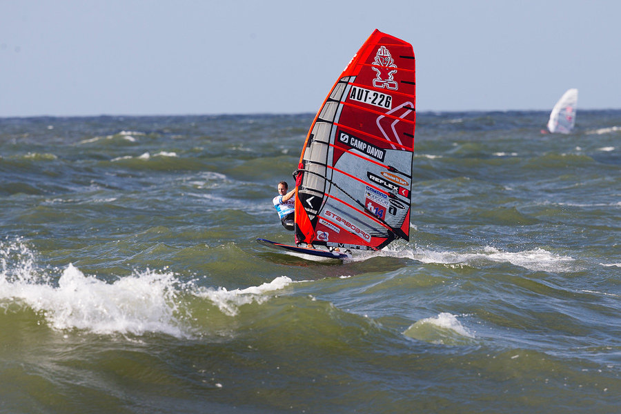 Racing on Sylt, not easy (Pic_Carter/PWA)