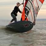 Light wind fun jibing (Pic: Kerstin Reiger)