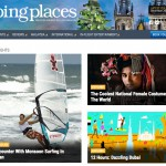 Going Places website highlight article (dec 2015)