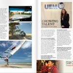 Monsoon Surfing (dec issue 2015, page 46/47 in Going Places
