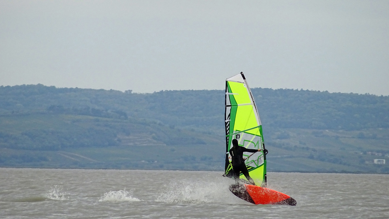 Classic freestyle in Podersdorf (Photo by Roman)